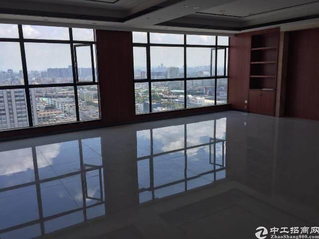 沙井西部靠近松福大道新出甲级写字楼45000平
