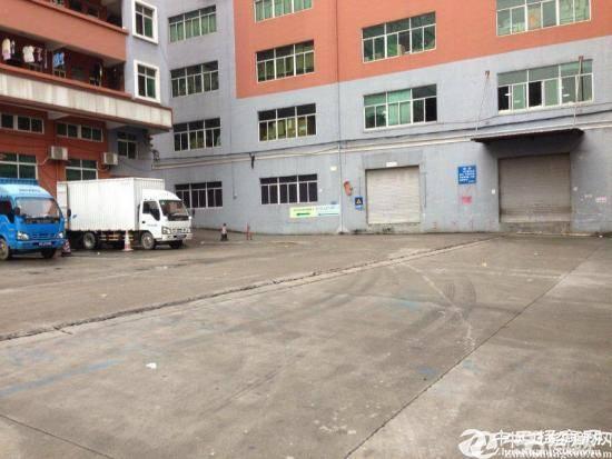 (出租)龙岗坂田下雪科技园新出一楼标准厂房640平出租