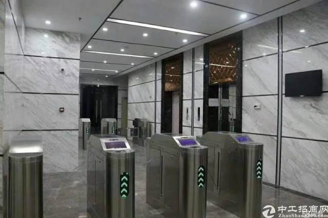 固戍站华盛泰科技大厦220平2+1格局业主直租图片1