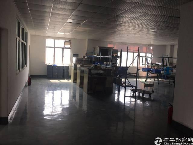 西乡九围独门独院楼上带装修300平米出租