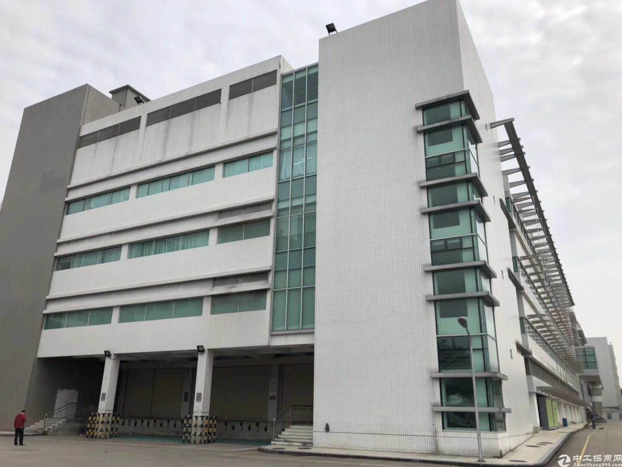 西乡固戍地铁口附近楼上3000平厂房出租