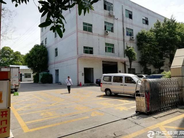 东莞精品独院厂房出售,双向4车道马路边上