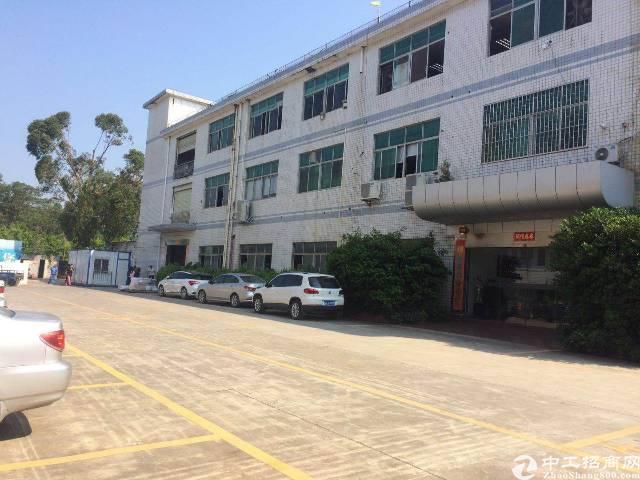 高埗占地3600平建筑6000平厂房出售