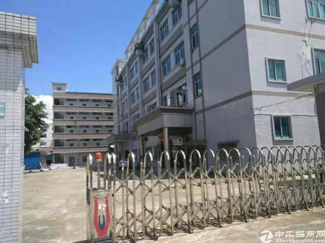 东莞市清溪镇标准厂房2楼2150平方