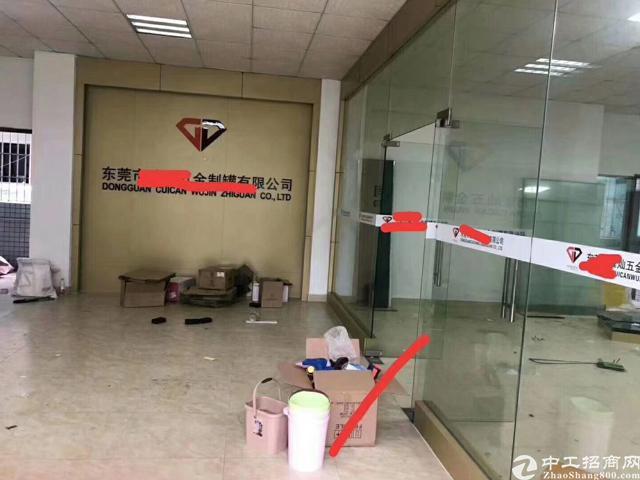 清溪镇中心新出标准一楼300平米带办公室装修