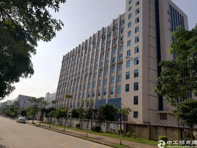 龙岗中心城红本厂房出租7000平,商业消防,合适做酒店
