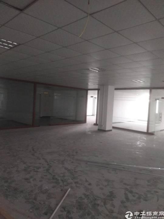 福永 大洋田独门独院出租2、3、4楼4000平方大小可分租
