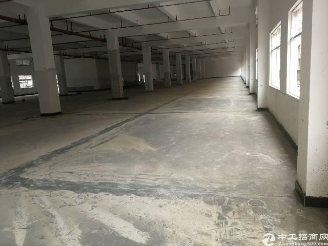 惠州惠阳三和新出工业园5300平标准厂房出租