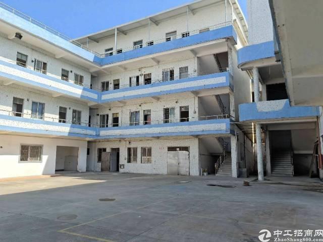 黄江镇中心附近独院厂房