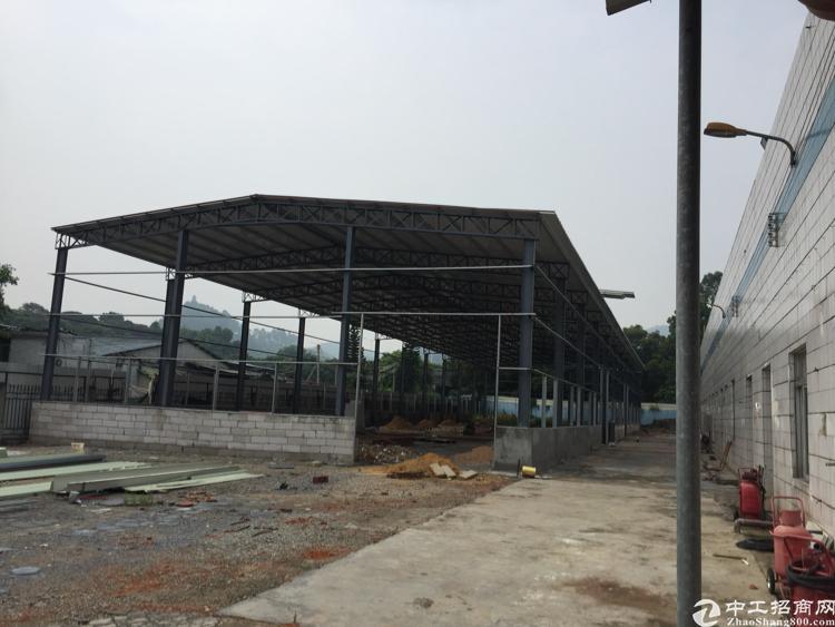 全新钢构单一铁皮交通便利空地超大