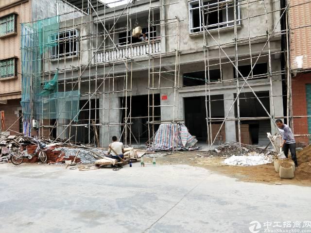 企石镇一手房东厂房1-2层1100平方租15元