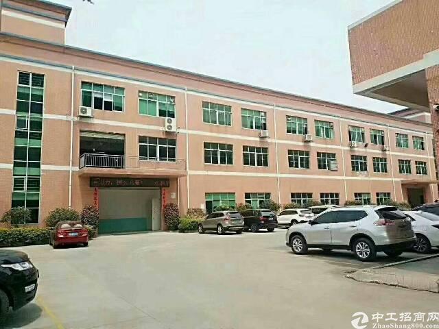 东莞市清溪镇标准厂房2楼1200平方