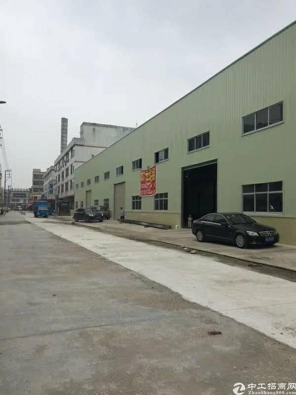 原房东8800平钢构全新厂房