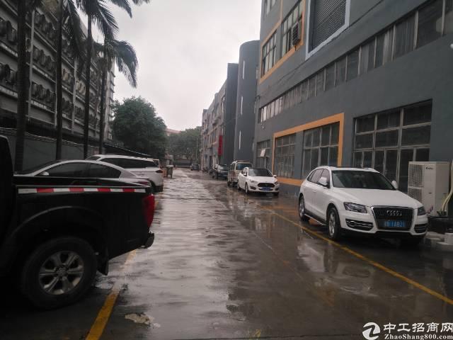 福永塘尾地铁站附近高新园区红本650平米厂房招租