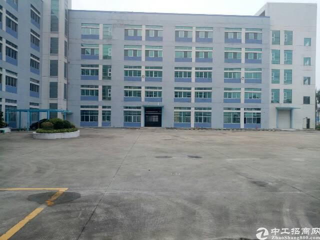 虎门靠深圳工业园厂房100000方出租