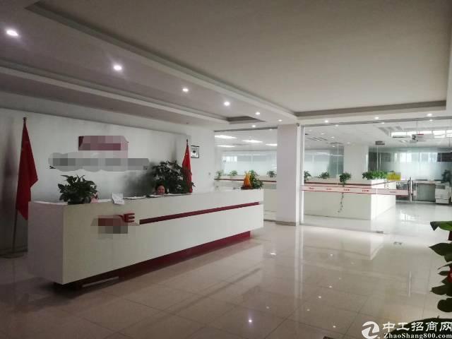 公明圳美大型工业园楼上厂房出租