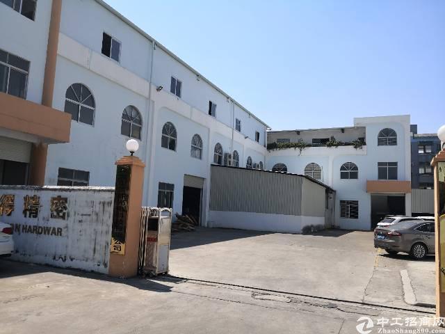 虎门镇标准独院厂房出租面积4500平租11元电315kva
