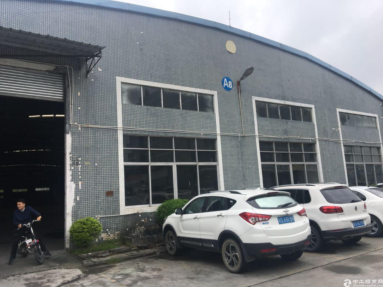 单一层厂房滴水7米高