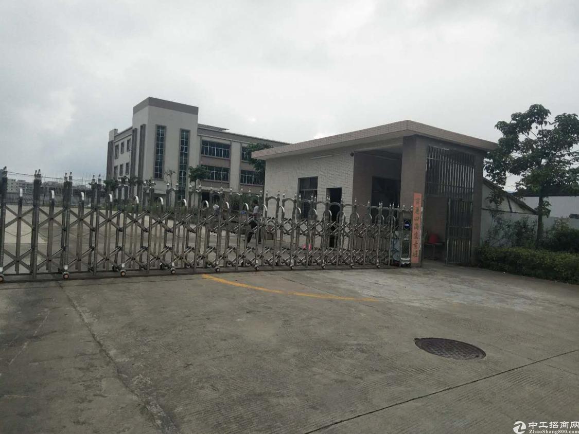惠州博罗湖镇14500平方高大上产业园火爆招租:
