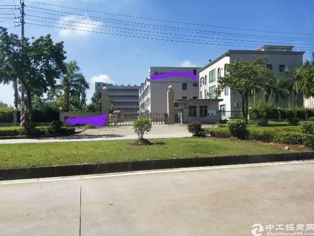 企石镇工业区独院标准厂房1-3层6000平方