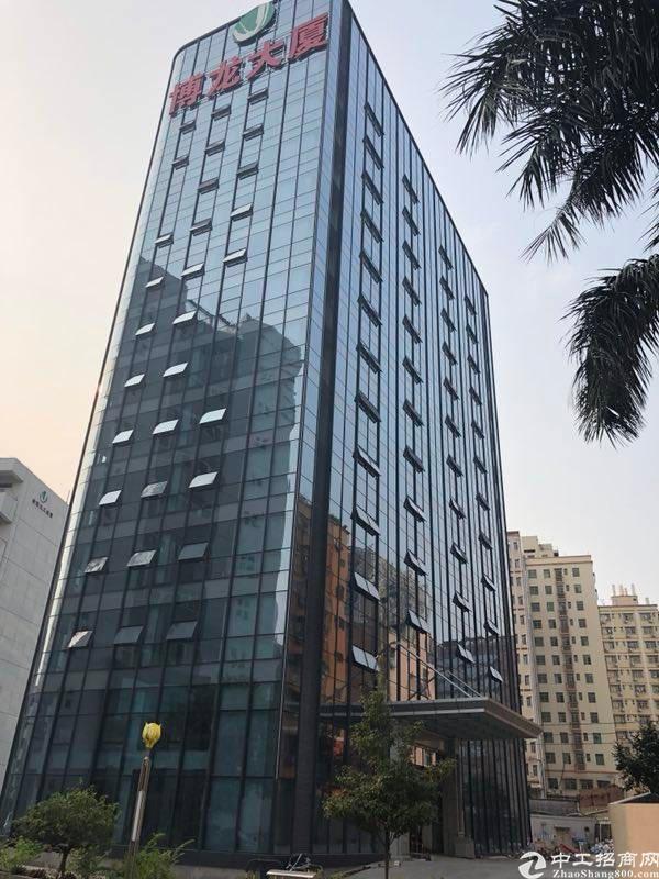 龙华汽车站附近清湖地铁口附近精装修600平方起租