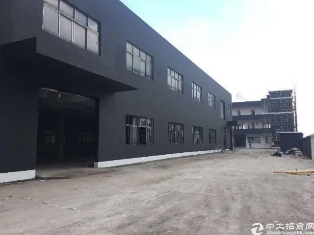 高埗镇卢溪村标准厂房小独院招租!