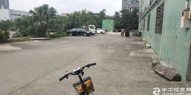 坂田杨美地铁站附近新出一楼厂房1200平出租可分租!