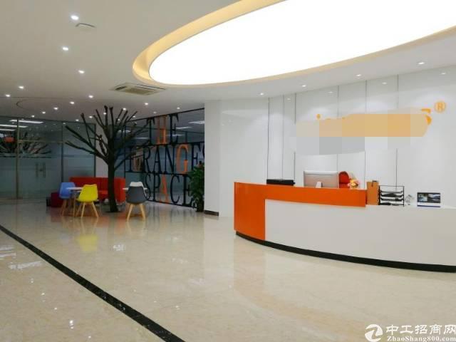 福永桥头地铁口楼上1500平厂房出租可分租-图4