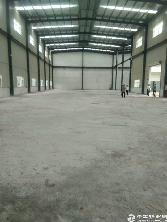 原房东钢构厂房滴水12米面积1200平