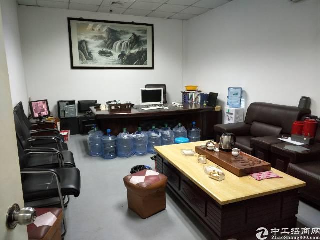 深圳沙井洪田高度出口附近新出装修1000平方厂房出租-图3
