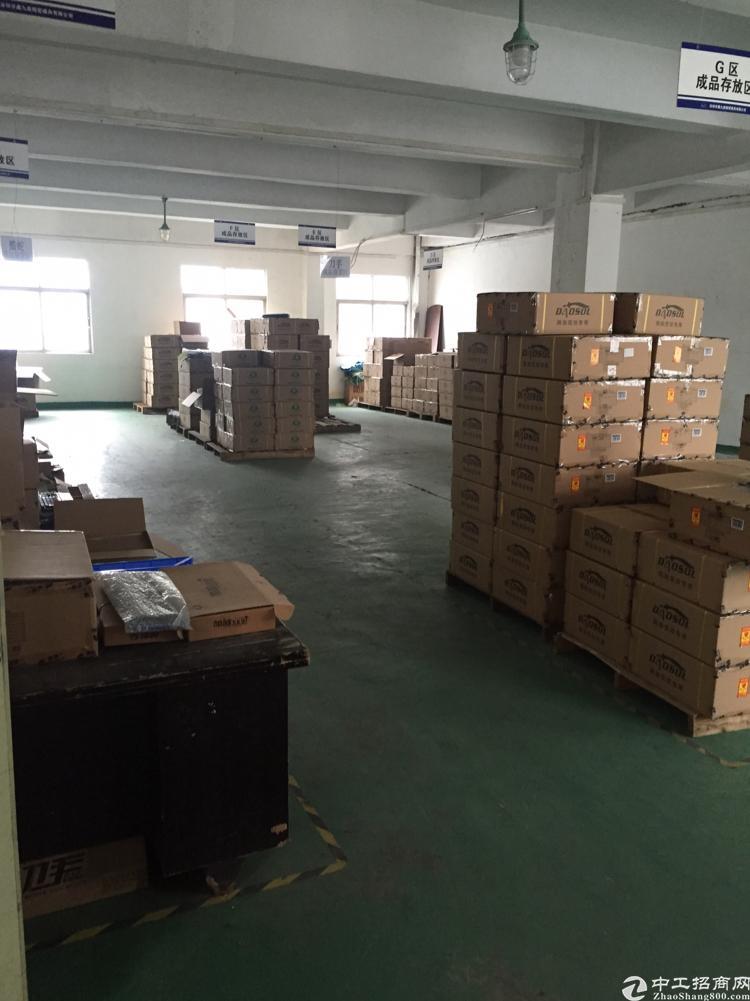 福永镇新出一楼1000平,有地平漆。无需转让费