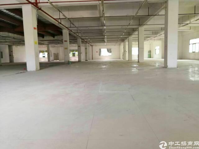 带消防喷淋重工业原房东厂房出租一楼2300平方