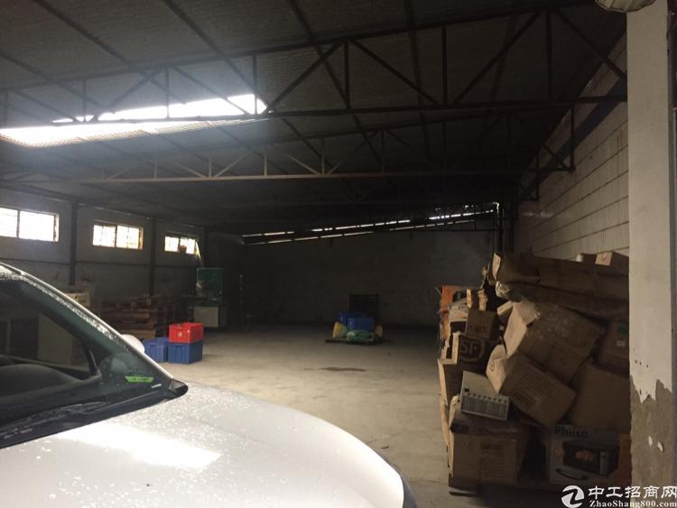 沙井庄村附近新出一楼300平方钢结构仓库出租