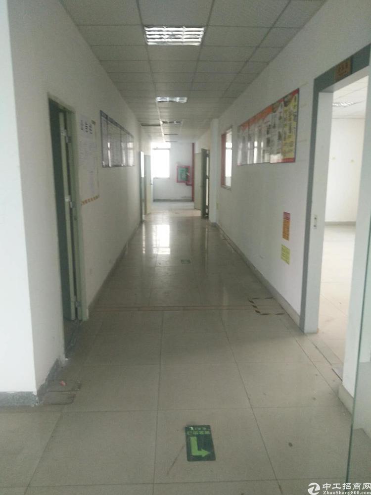 福永兴围新出楼上800平方厂房出租