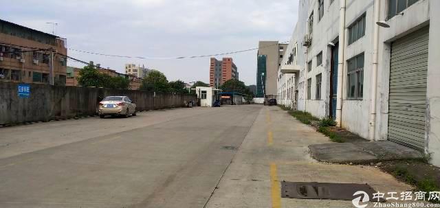 凤岗金凤凰工业区一楼2300平方六米高