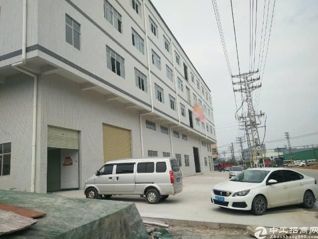 大岭山镇厚大路旁可办环评厂房一楼1510平米
