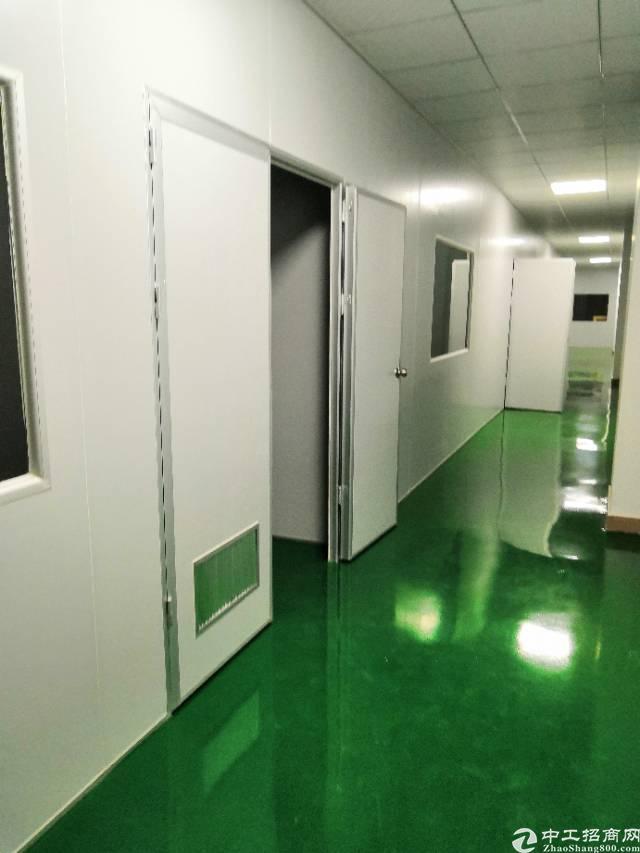 颜屋村楼上带装修办公室580平厂房出租