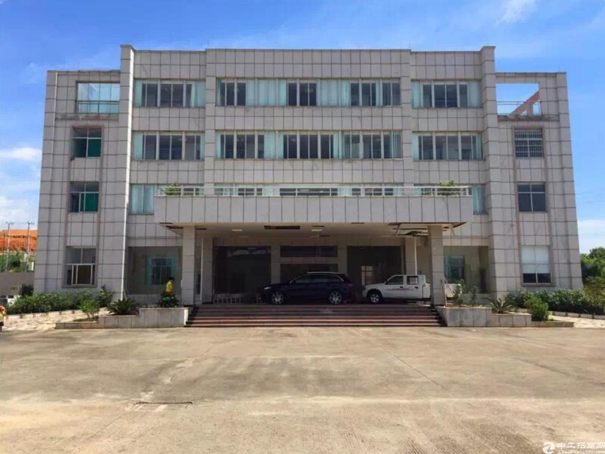 韶关市双证工业厂房出售占地30亩建筑11000平米