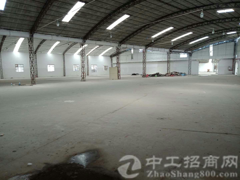 厚街镇寮夏村单一层独院钢构厂房2600平米招租