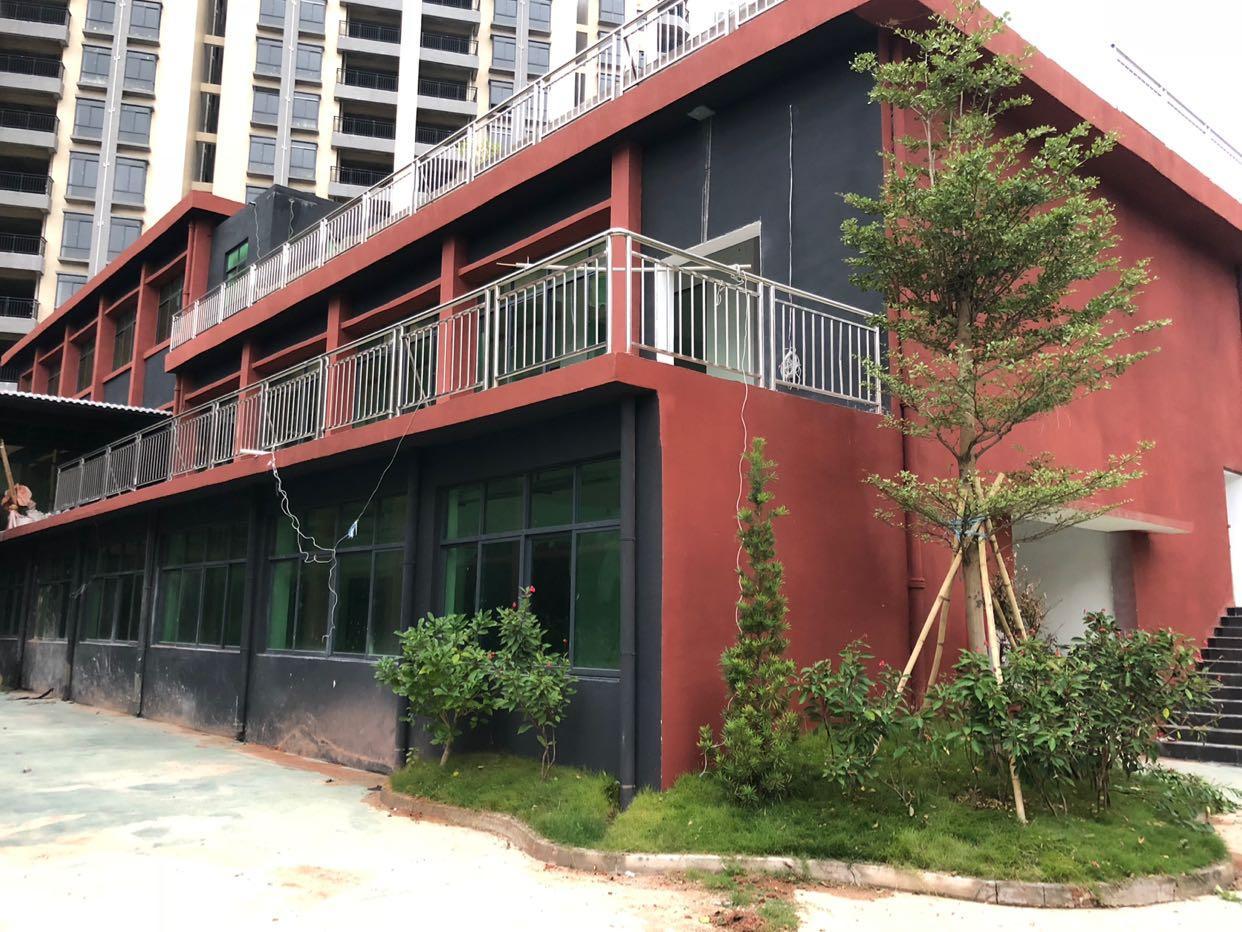 石岩独院7000平厂房招租可做幼儿园