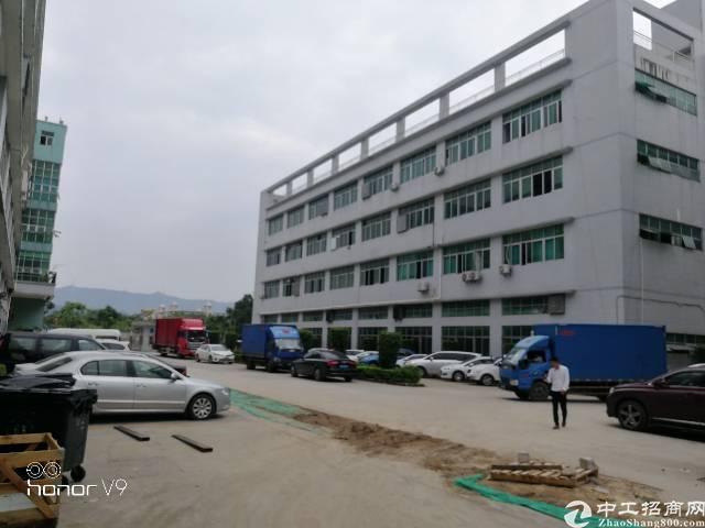 公明原房东红本厂房一楼1450平米高度6米低价出租