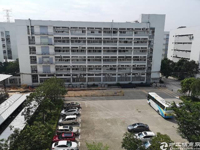 宝安兴东地铁站附近稀缺标准厂房整层分租