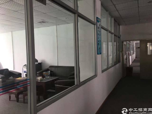 平湖辅城坳靠平龙路精装修楼上厂房出租