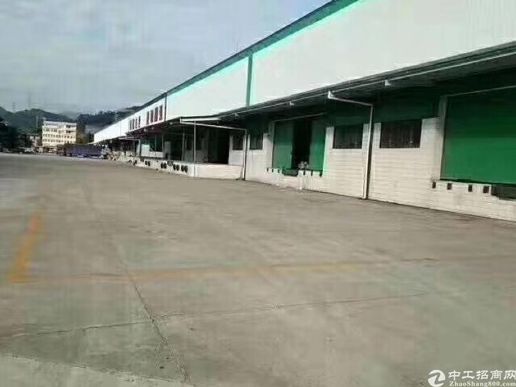 东莞清溪新出标准物流仓库23000平,丙二类消防-图4