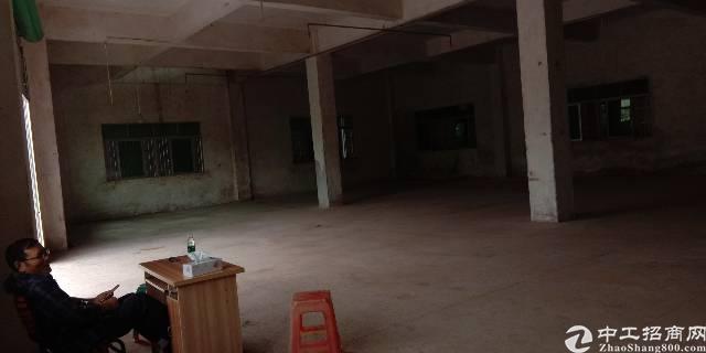 大岭山镇向东独栋两层厂房招租
