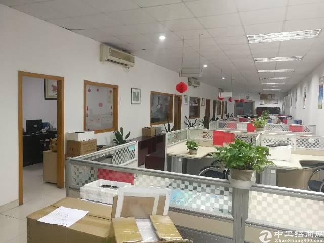 龙华大浪商业中心附近580㎡精装修厂房出租