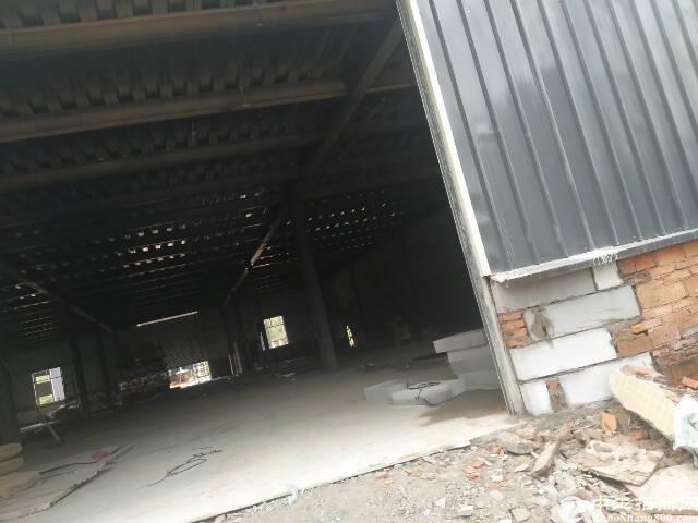 新建成钢结构独门独院厂房出租博罗县