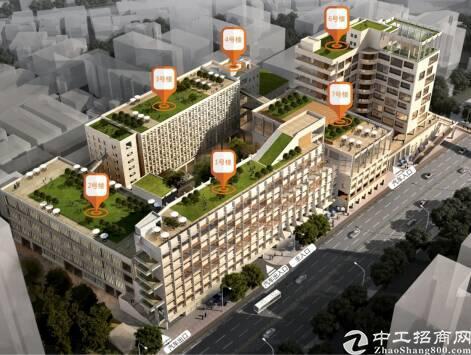 武汉江岸文创谷地铁口创意产业园