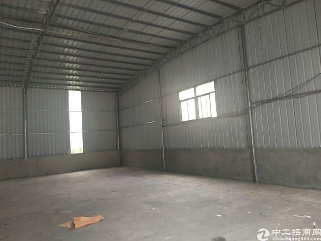 惠州市新空出钢结构独门独院厂房出租仓库出租