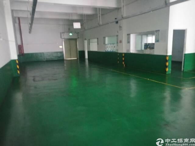 福永桥头地铁口工业区一楼600平方厂房出租